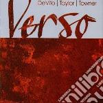 Maria Pia De Vito, John Taylor, Ralph Towner - Verso cd musicale di DE VITO-TAYLOR-TOWNE