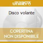 Disco volante cd musicale di Cinerama