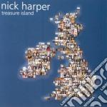 Nick Harper - Trasure Island cd musicale di NICK HARPER