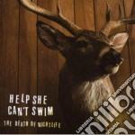 Help She Can't Swim - The Death Of Nightlife cd musicale di HELP SHE CAN'T SWIM