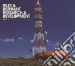 Riley & Durrant - Research & Development cd musicale di RILEY & DURRANT
