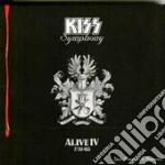 SYMPHONY ALIVE IV (2.28.03) cd musicale di KISS
