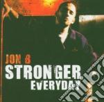 Jon B. - Stronger Everyday cd musicale di JON B