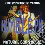 NATURAL BORN BUGIE THE ANTOLOGY cd musicale di Pie Humble