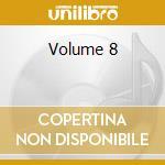 VOLUME 8 cd musicale di ANTHRAX