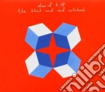 David Kitt - The Black And Red Rotebook cd musicale di KITT DAVID