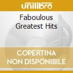 FABOULOUS GREATEST HITS cd musicale di PRINCE BUSTER