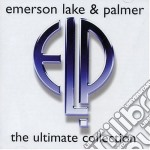 THE ULTIMATE COLLECTION cd musicale di Emerson lake and pal