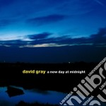 David Gray - A New Day At Midnight cd musicale di David Gray