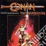 Basil Poledouris - Conan The Barbarian cd musicale di O.S.T.