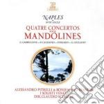 Solisti Veneti - Concertos Pour Mandolines cd musicale di Veneti Vari\solisti
