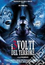 I 3 Volti Del Terrore  cd musicale di O.S.T.