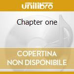 Chapter one cd musicale di QUIET NIGHTS ORCHESTRA