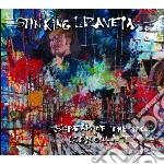 Stinking Lizaveta - Scream Of The Iron Iconoclast cd musicale di Lizaveta Stinking