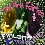 FINLAND FREAKOUT 1971 cd musicale di PINK FAIRIES
