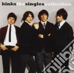 THE SINGLES COLLECTION cd musicale di KINKS