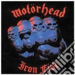 IRON FIST-Ristampa cd musicale di MOTORHEAD