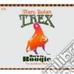 BORN TO BOOGIE cd musicale di Rex T
