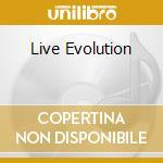 LIVE EVOLUTION cd musicale di QUEENSRYCHE