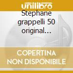 Stephane grappelli 50 original recording cd musicale
