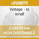 Vintage - ts small cd musicale