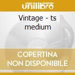 Vintage - ts medium cd musicale