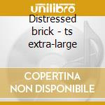 Distressed brick - ts extra-large cd musicale