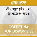Vintage photo - ts extra-large cd musicale