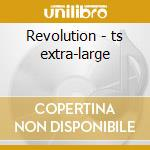 Revolution - ts extra-large cd musicale