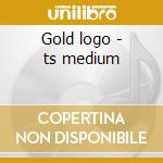 Gold logo - ts medium cd musicale
