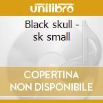 Black skull - sk small cd musicale