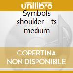 Symbols shoulder - ts medium cd musicale