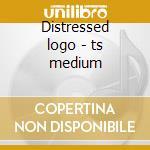 Distressed logo - ts medium cd musicale