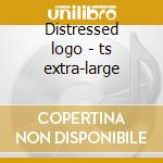 Distressed logo - ts extra-large cd musicale