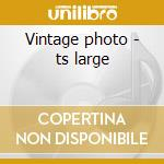 Vintage photo - ts large cd musicale