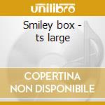 Smiley box - ts large cd musicale