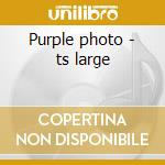 Purple photo - ts large cd musicale