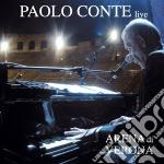 LIVE ARENA DI VERONA/2CD cd musicale di Paolo Conte