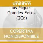 GRANDES EXITOS cd musicale di Luis Miguel