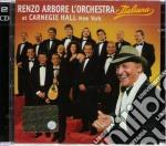 AT CARNEGIE HALL-2CD cd musicale di Renzo Arbore