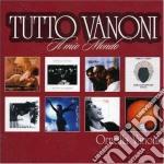 TUTTO VANONI cd musicale di Ornella Vanoni