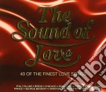 Teh sound of love cd musicale di Artisti Vari