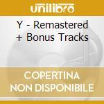 Y - REMASTERED + BONUS TRACKS cd musicale di POP GROUP