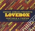 GROOVE ARMADA LOVEBOX VOL. 2 cd musicale di ARTISTI VARI