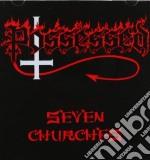 Possessed - Seven Churches cd musicale di Possessed
