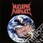 Nuclear Assault - Handle With Care cd musicale di Assault Nuclear