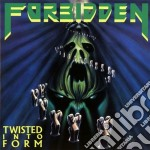 Forbidden - Twisted Into Form cd musicale di FORBIDDEN