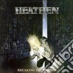 Heathen - Breaking The Silence cd musicale di HEATHEN