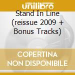 STAND IN LINE (REISSUE 2009 + BONUS TRACKS) cd musicale di IMPELLITTERI