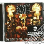 Napalm Death - The Code Is Red...long Liv cd musicale di Death Napalm